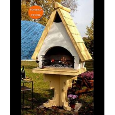 """Печь-барбекю """"Лесная"""" в Санкт-Петербурге"""