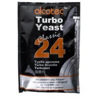 """Дрожжи спиртовые Alcotec """"24 Turbo"""""""
