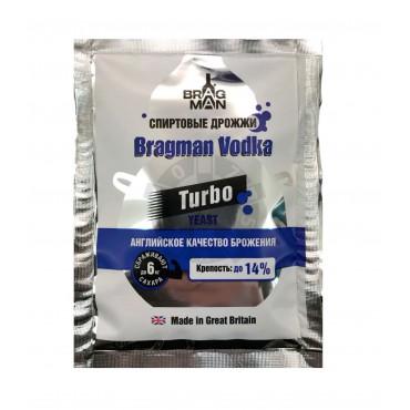 Дрожжи спиртовые BRAGMAN Vodka в Санкт-Петербурге