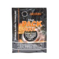 Дрожжи спиртовые ALCOTEC Megapack
