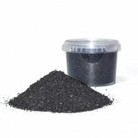 Кокосовый уголь активированный - 0.5 л